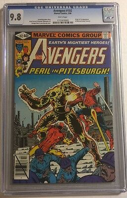 Avengers #192 CGC 9.8 Origin 1st Appearance Inferno