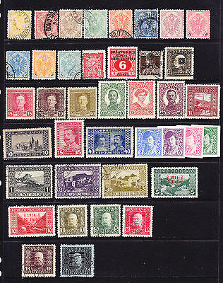 Bosnia   Good selection. see 2 scans  L3902