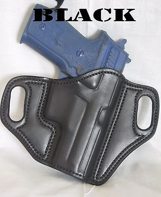 RUGER AMERICAN CUSTOM Leather Holster choice of hand, color