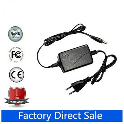 8V 5A 5.5X2.1mm Universal AC DC Power Supply Adapter Charger For LED Light