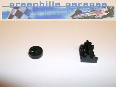 Greenhills Scalextric E14 Engine Front & Rear Mounting Brackets Used – P1950
