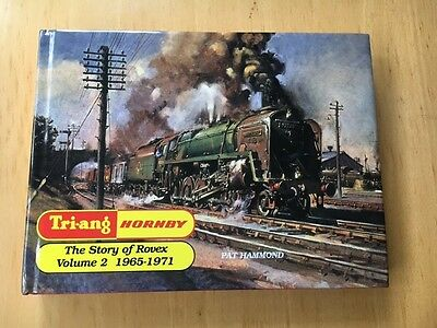Tri-ang Hornby - The Story of Rovex Volume 2 -1965-1971 Pat Hammond