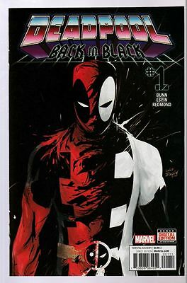 Deadpool Back In Black #1 (Sharp High Grade, 2016, Marvel)