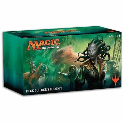 PREORDER Magic The Gathering Ixalan Deckbuilder's Toolkit - 4 Booster Packs