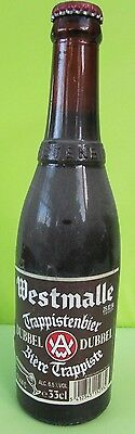 Trappist Westmalle dubbel 33cl 1994