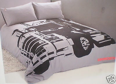 Kenworth Limited Edition Quilt Cover / Doona Set Single Size New