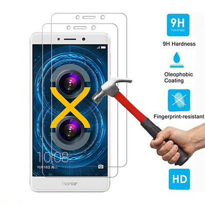 9H Premium Tempered Glass Screen Protector Protective Film For HUAWEI Honor 6A