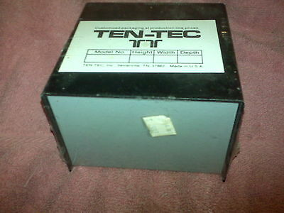 Ten-Tec Project Enclosure Tg-Tw34