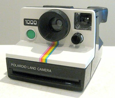 Polaroid 1000 Land Film Camera (Instant Camera)