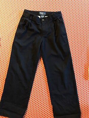 Polo By Ralph Lauren Navy Pants Size 5