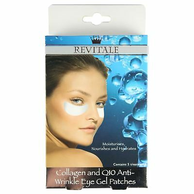 Revitale Collagen Anti-Wrinkle Nourishing Moisturising Hydrating Eye Gel Patches