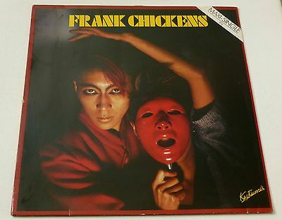 """Frank Chickens - Blue canary       GERMAN 12"""""""