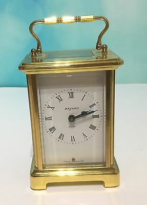 (M34) Smiths Carriage Clock