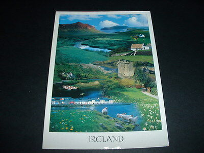 SOUTHERN .IRELAND POSTCARD GET WHAT YOU SEE (13 COMBINED POSTAGE ONLY 39p START