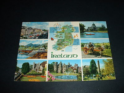 SOUTHERN .IRELAND POSTCARD GET WHAT YOU SEE (12 COMBINED POSTAGE ONLY 39p START