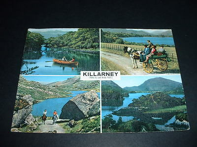 SOUTHERN .IRELAND POSTCARD GET WHAT YOU SEE (15 COMBINED POSTAGE ONLY 39p START