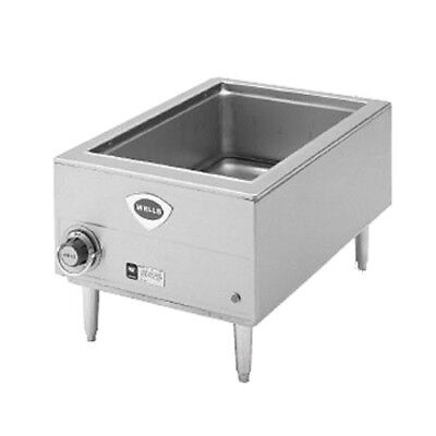 Wells HW/SMP Electric Cook 'N Hold Warmer W/ 1 Pan Opening
