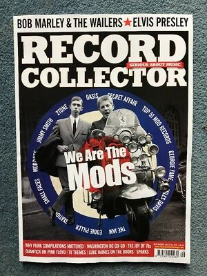RECORD COLLECTOR MAGAZINE September 2017 LATEST EDITION! We Are The Mods
