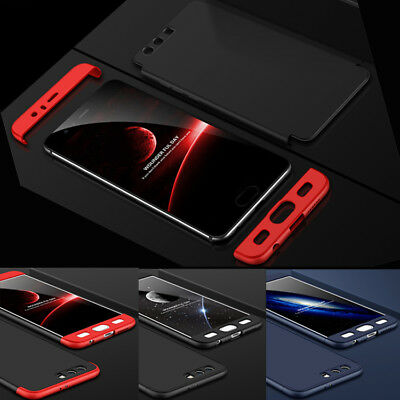 For Huawei Honor 9 Full Body Protective Cover Hard Matte Back Shockproof Case