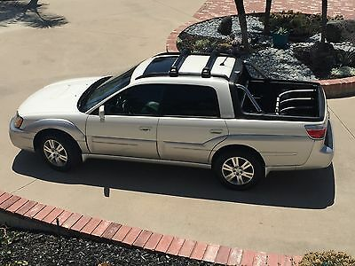 2004 Subaru Baja  Excellent Condition & Very Rare Pearl White 2004 Subaru AWD Baja Turbo Auto 87k