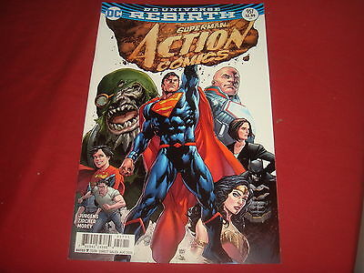 SUPERMAN in ACTION COMICS #957 REBIRTH 1st Print  New 52 DC Comics 2016
