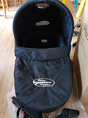 Baby Jogger Baby Jogger City Select Carrycot Red Rrp 163