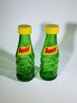 Vintage Squirt Soda Salt and Pepper Shakers