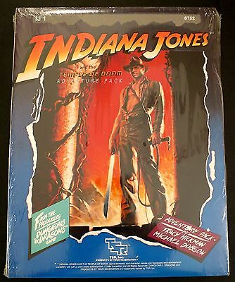 Indiana Jones and the Temple of Doom Adventure Pack IJ1 TSR New in shrinkwrap
