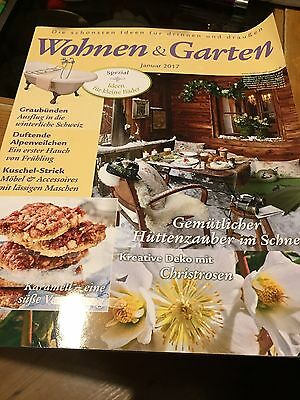 wohnen garten august 2017 magazin zeitschrift ungelesen eur 2 00 picclick de. Black Bedroom Furniture Sets. Home Design Ideas