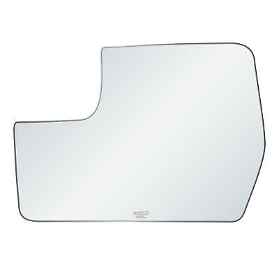 For 2011 14 Ford F 150 Left Driver Side Ec Lower Flat Mirror Glass