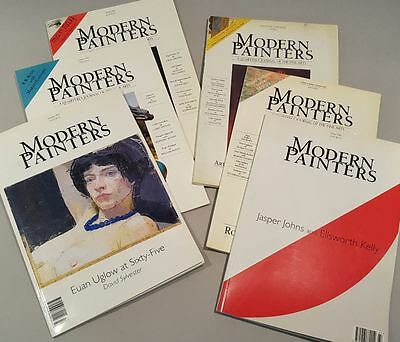 'Modern Painters' Magazine: 6 issues.