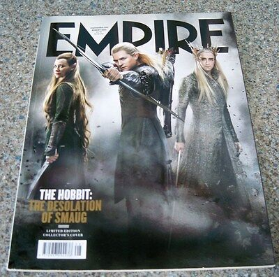 Empire Magazine The Hobbit August 2013-Limited Edition Collector's Cover