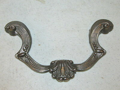Vintage Pair of Plated Fancy Draw Pulls VFC