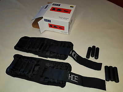 Ankle Weights adjustable HCE