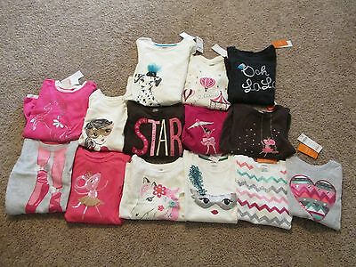 Gymboree Top Wild For Horses Fancy Dalmations Star Of The Show 6 7 8 9 10 12 Nwt