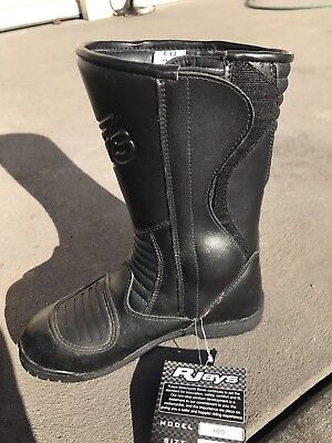 Motorcycle Boots Size 39 New