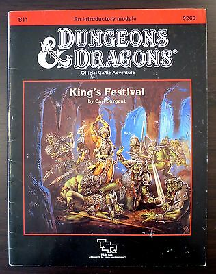 B11 King's Festival - Dungeons & Dragons
