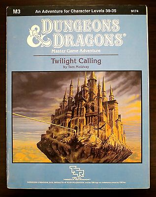 M3 Twilight Calling - Dungeons & Dragons