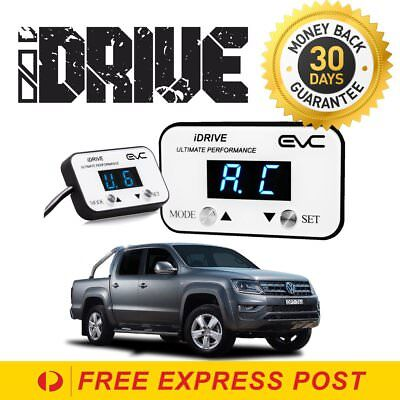 NEW iDrive WindBooster Throttle Control VOLKSWAGEN AMAROK 2010-Onwards EVC152