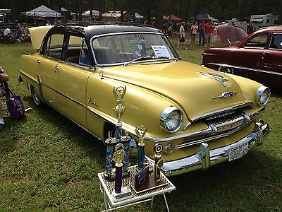 1954 Plymouth Other lots of stainless steel & chrome 1954 Plymouth Belvedere custom rebuild to orginal