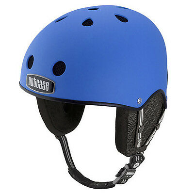 Snow Helmet ATLANTIC BLUE (Matte) L-XL
