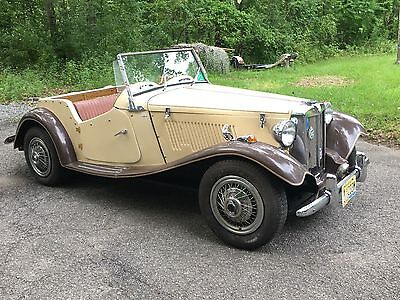 1952 VW REPLICA MG  1983 mg replica kit car