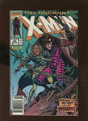 X-Men 266 VF 8.0 * 1 Book Lot * 1st Gambit!!!