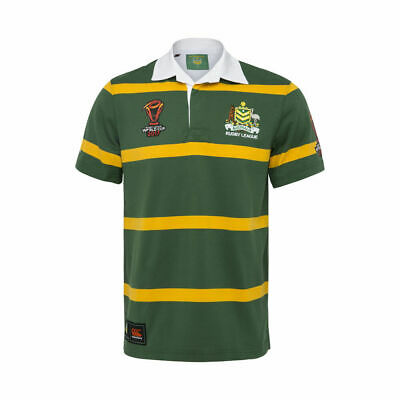 Australian Kangaroos ARL NRL CCC 2017 Special Event Centenary Jersey Sizes S-4XL