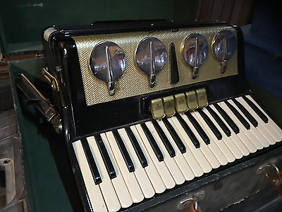 Art Deco Accordion - Scandalli