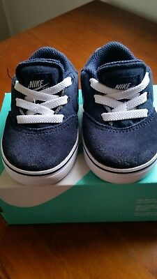 Nike SB shoes navy