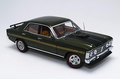 Biante 1/18 Ford XY Falcon Phase III Jewel Green Diecast Brand New