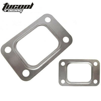 T2 T25 T28 GT25 GT28R GT2876R Turbo charge Manifold 4 Bolt T2 Flange+Gasket