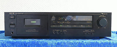 NAKAMICHI CR - 1 E Tape Deck scxhwarz