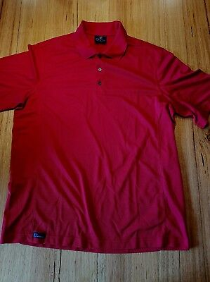 Mens Genuine Cleveland Golf Classic Polo Shirt Extra Large Rrp $80